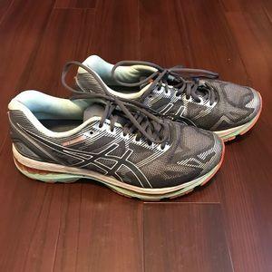 Asics Gel Nimbus 19 Running Shoes T751N Size 9.5